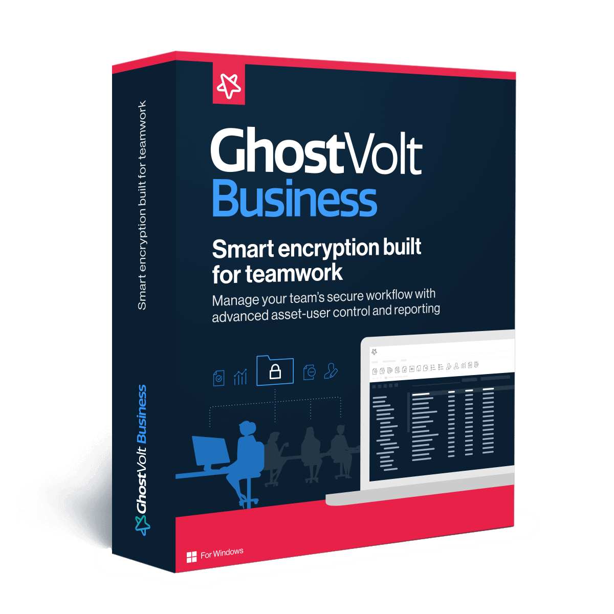 GhostVolt Business